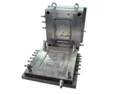 Compression molds for molding of plastic of any