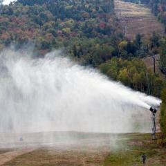 Systems of snowmaking.