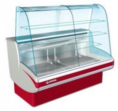Витрина холодильная кондитерская GAMMA K 1600