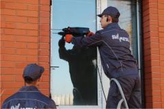 Решетки на окна защитные