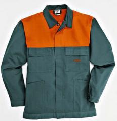 Защитная куртка Economy. Плащи и куртки защитные