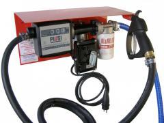 Мини АЗС 220В 50л/мин для перекачки бензина PIUSI