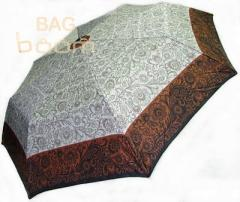 Женский зонт (полуавтомат)DOPPLER (артикул 73016518-7)
