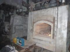 The furnace electric industrial SNZ-8,16,5/10I2
