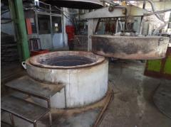 Electric resistance furnace mine SShZ-10.10/7m3
