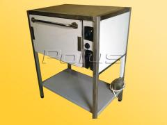 Cabinet ovens, stainless steel