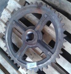 Asterisk drive R3-PUB-6 stone traps