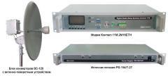 Digital radio relay stations of range 7... 40 GHz