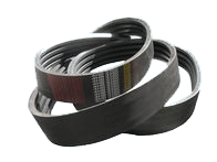Belts are poliklinovy