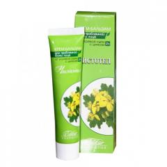 Cream-balm for problem face skin of