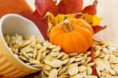 Sunflower seeds are pumpkin