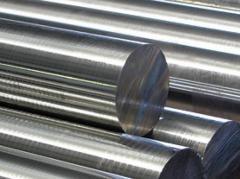 Round steel preparation