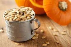 Pumpkin sunflower seeds