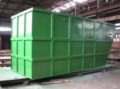 Оборудование для очистки сточных вод промышленных