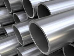Steel 32XA for pipes of machine-building branch