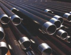 Welded upsetting pipes on API 5CT