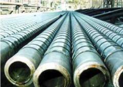 Bearing tubes