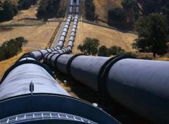 Pipes for transportation of oil and gas