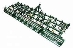 Cultivator of hinged KPN for MTZ-1221