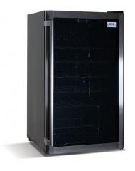 Шкаф для охлаждения вина Crystal CRW 100B. Шкафы