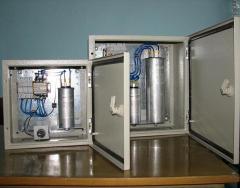 Блоки конденсаторов для трансформаторов