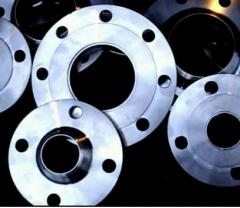 Flanges for pipelines
