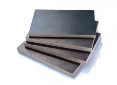 Plywood the laminated FSF 2500х1250х6 mm