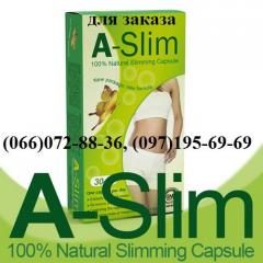 A-slim Capsules for Weight loss of A-slim A-slim