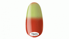 Лак гель Термо 12 мл тон Т-603