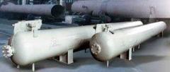 Аппарат емкостной для сбора и хранения метанола