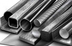 Rolled bar stock: circle, square, strip,