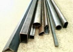 Rolled metal product: corner, channel bar, beam,