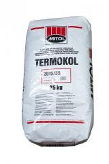 High-temperature hot-melt adhesive of Termokol