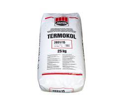 Medium temperature hot-melt adhesive of Termokol