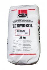 Low-temperature hot-melt adhesive of Termokol 2008