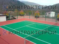 Modular coverings of Bergo Tennis