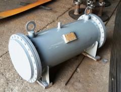 Теплообмінник для охолодження масла F=1 м.куб