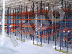 Combined storage racks