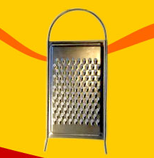 Kormoprigotovitelny graters for the purpose of