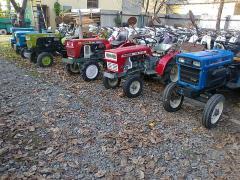 мини трактор японский б.у Yanmar,Iseki,Kubota