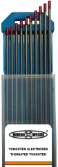 Tungsten electrode of WT-20 1,6 - 10,0mm