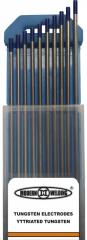 Вольфрамовые електроды  WY-20  1,6 - 10,0