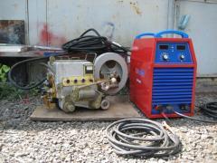 Напівавтоматична установка шипования - ПУШ-850