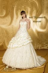 Платье свадебное 09-010