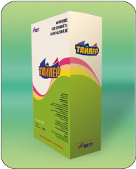 Fungicide of system contact action Atsidan (Tyler,