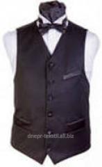 Униформа для официантов и администраторов. Жилет