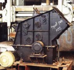 Дробилка роторная ДР–6х4–10,5 для измельчения