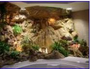 Водопады декоративные