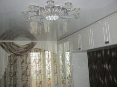 Installation and service of stretch ceilings