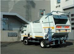 Малотоннажный мусоровоз MICRO
